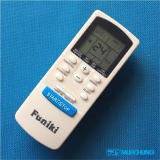 Remote dành cho điều hòa 1 chiều Funiki (Trắng)