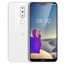 Nokia X6 64GB Ram 6GB (Trắng) – Hàng nhập khẩu