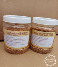 1kg muối tôm Tây Ninh dạng hạt loại ngon