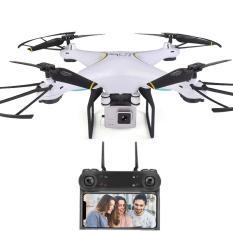 Flycam Thế Hệ Mới SG600, Chế độ Không đầu, Tự quay về, Hình Ảnh Trực Tiếp Về Điện Thoại RC Drone (Có tay cầm điều khiển)