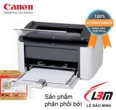 Máy in Laser đơn chức năng Canon LASER SHOT LBP2900 tem Lê Bảo Minh (A4 – Mono – trắng, đen)