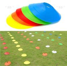 Đĩa đánh dấu tập bóng – Bộ 50 chiếc màu NGẪU NHIÊN, tập đá bóng , tập thể lực vượt chướng ngại vật – BlingBling
