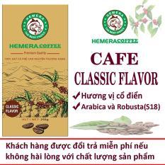 Cà phê hạt nguyên chất 100% U-Hemera 250gr