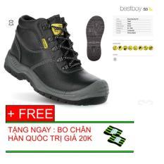 Giày bảo hộ Safety Jogger Cao Cổ Bestboy S3 Tặng Kèm Bo Chân Hàn Quốc