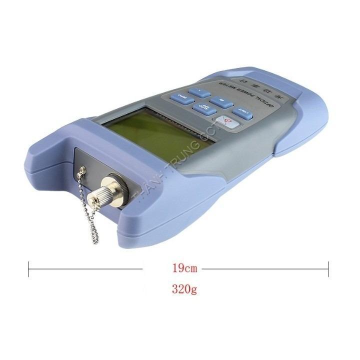 Máy đo công suất quang HX – Tặng kìm tuốt sợi quang cao cấp
