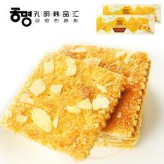 Bánh hạnh nhân mật ong HAITAI Hàn Quốc 133g