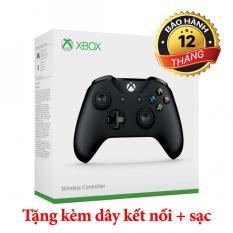 TAY CẦM CHƠI GAME XBOX ONE S + Tặng cáp kết nối