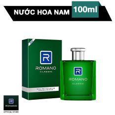 Nước hoa cao cấp Romano Classic 100ml