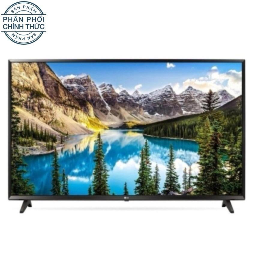 Smart TV LED LG 43 inch UHD 4K HDR – Model 43UJ632T (Đen) – Hãng phân phối chính thức