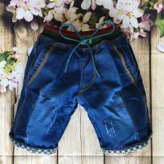 Quần jean ngắn bé trai 3 – 12 tuổi SHJN1
