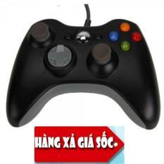 Tay cầm chơi game Xbox 360 có dây