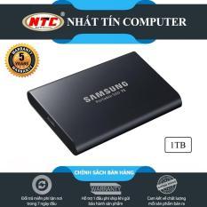 Ổ cứng di động SSD External Samsung T5 1TB – USB 3.1 Gen 2 (Đen)