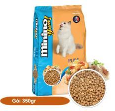 (1 Gói 350gr) Minino Yum ( BLISK mới ) – Thức ăn viên cao cấp cho mèo mọi lứa tuổi – (hanpet 203) thức ăn dành cho mèo / for cats / hạt cho mọi loại mèo