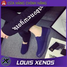 Giày Lười Nam thời trang và lịch lãm Louis Xenos LX04