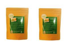 2 gói Thảo dược ngâm chân giúp lưu thông khí huyết gói lớn (gói 5 túi) -BKST
