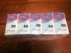 Bộ 20 Gói Khăn giấy 3 Lớp Helen Harper Thương hiệu độc quyền
