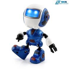 Robot Tinh Nghịch Metal Naught Cảm Ứng Phát Âm Thanh (Màu Sắc Ngẫu Nhiên) US05534