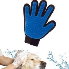 Găng tay chải lông, lấy lông rụng cho chó mèo (2 loại TRÁI & PHẢI ) (hanpet 350) Gang tay siêu dính lông thú cưng / nhặt lông chó / dính lông mèo / găng tay mát xa chó / gang tay ch ó mèo