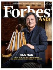 Tạp chí Forbes Asia – June 2018