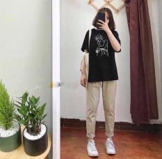 Quần kaki Basic pants Unisex vải mềm mịn siêu đẹp