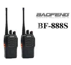 Combo 2 bộ đàm đa năng chuyên dụng Baofengs BF 888s (không kèm tai nghe)