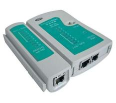 [Tặng pin] Hộp test cable mạng RJ-45