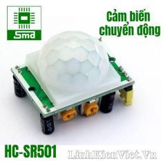 Module cảm biến nhiệt chuyển động HC-SR501