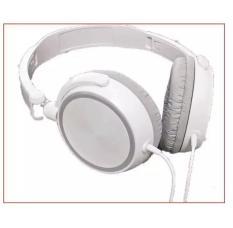 Tai nghe chụp tai F15 màu Trắng ( Có thể gấp gọn được)