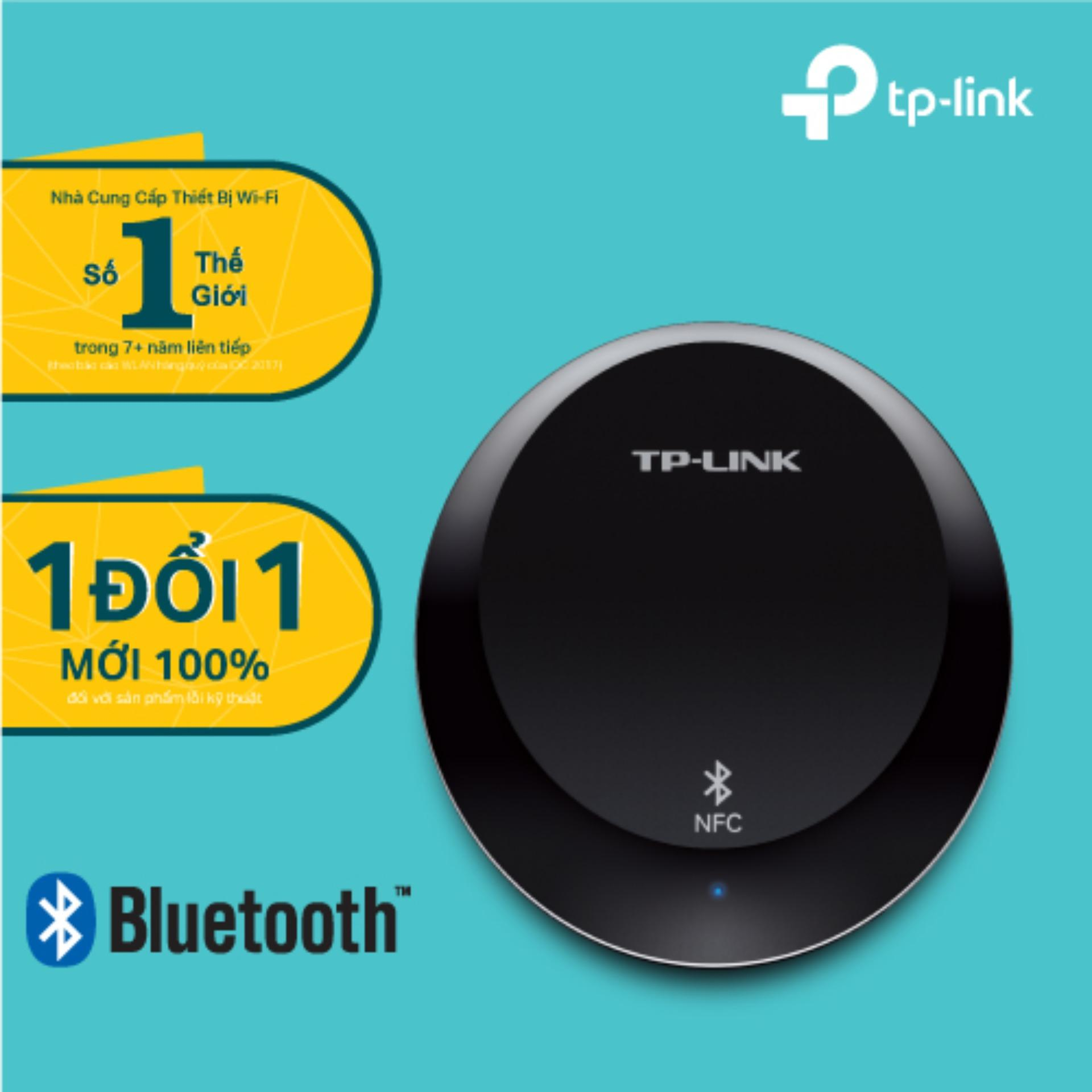 TP-Link - HA100 - Bluetooth Music Receiver - Hãng phân phối chính thức