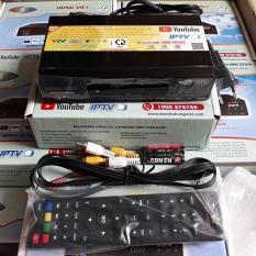 Đầu thu KTS DVB T2 Hùng Việt TS123 Internet