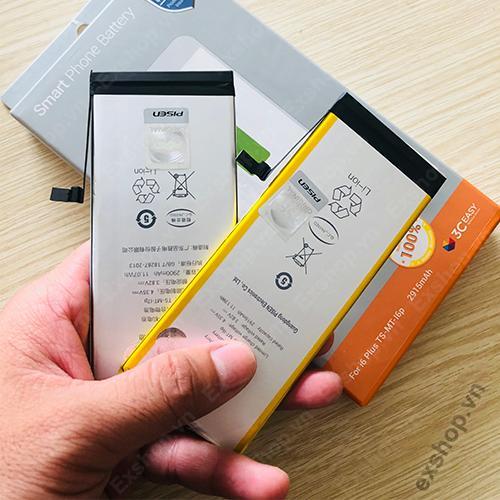 Nên mua [ Pin Pisen ] iPhone 6S – CHÍNH HÃNG 3C – BẢO HÀNH 12 THÁNG TOÀN QUỐC ở Exshop