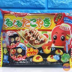 Popin Poppin Cookin làm bánh bạch tuộc Takoyaki