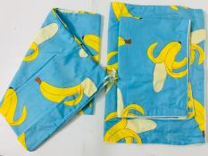Combo 3 áo gối cotton (2 áo gối nằm 40×60 + 1 áo gối ôm 35×100) – vỏ gối – bao gối – bọc gối – vo goi – bao goi – boc goi – ao goi