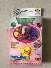 Thẻ bài pokemon – hộp giấy