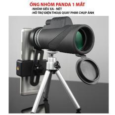 ống Dòm Hồng Ngoại, ống Nhòm 1 Mắt Panda-E372 Tầm Quan Sát Trên 1Km, Tiêu Cự Cho Phép Room Được Sắc Nét Hỗ Trợ Chụp Hình Trên Di Động, Cam Kết Lỗi 1 Đổi 1 Trong 1 Năm Seri 5524