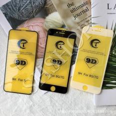 Kính cường lực Full 9D cho iphone 6/6Plus / 7/7Plus / 8/8Plus / X