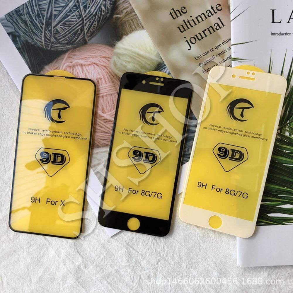 Mua Kính cường lực Full 9D cho iphone 6/6Plus / 7/7Plus / 8/8Plus / X ở đâu tốt?