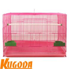 Lồng nuôi thỏ bọ Kugoda size 58cm x 41cm x 40cm
