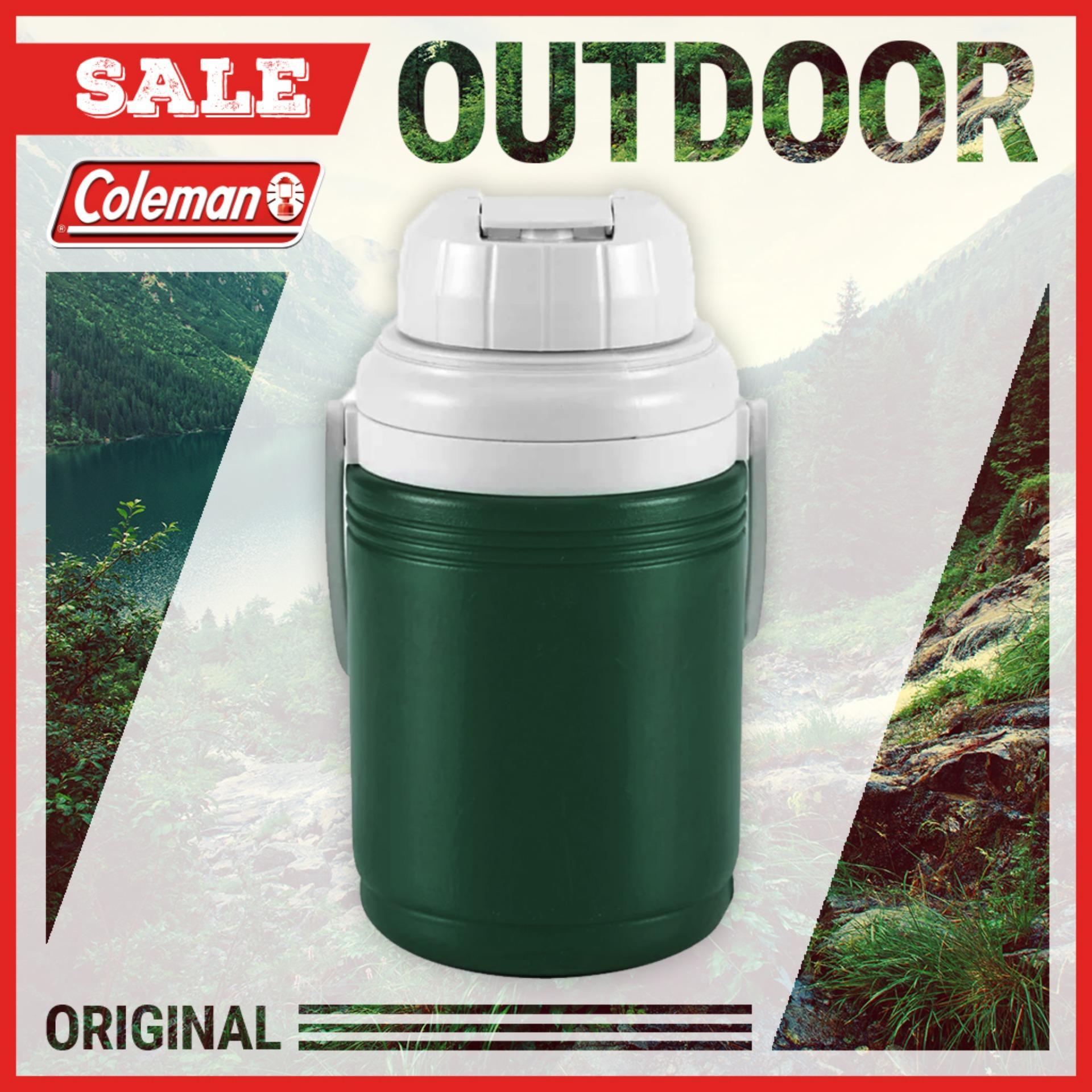Bình giữ lạnh Coleman 1.2L (Xanh lá) 3000001492 - Hàng Phân Phối Chính Thức
