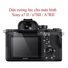 Tấm dán cường lực cho màn hình Sony A2II / A7SII / A7RII