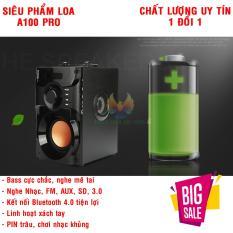 Loa Thung Karaoke – Loa Bluetooth Xách Tay Siêu Bass Siêu Trầm | Đỉnh Cao Công Nghệ Thế Kỷ 21 – Cực Chất, Cực Đã – Kiểu Dáng Nhỏ Gọn Tinh Tế