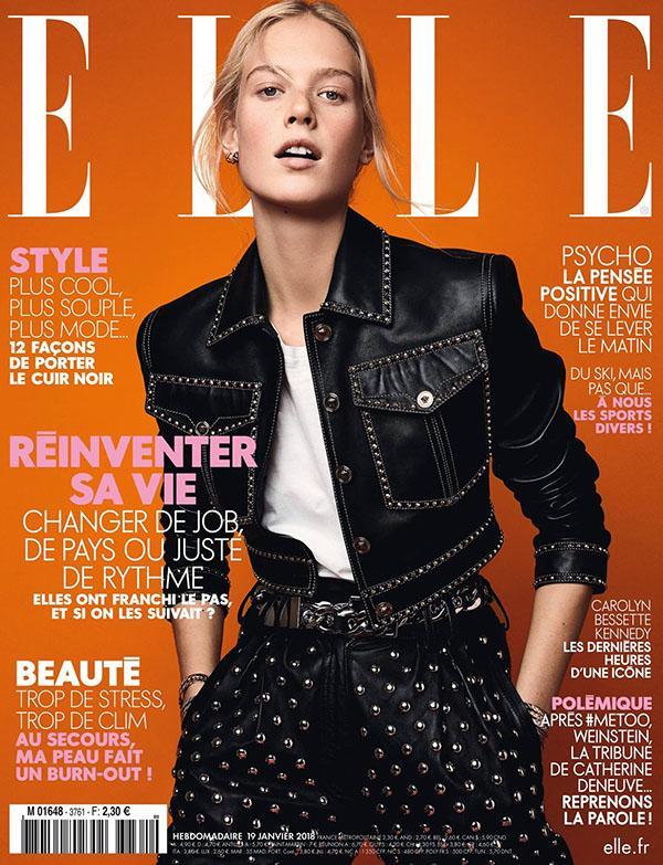 Tạp chí Elle (Pháp) - 19 Janvier 2018