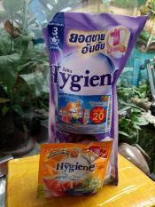 Nước xả mền vải Hygien túi 600ml – Thái Lan