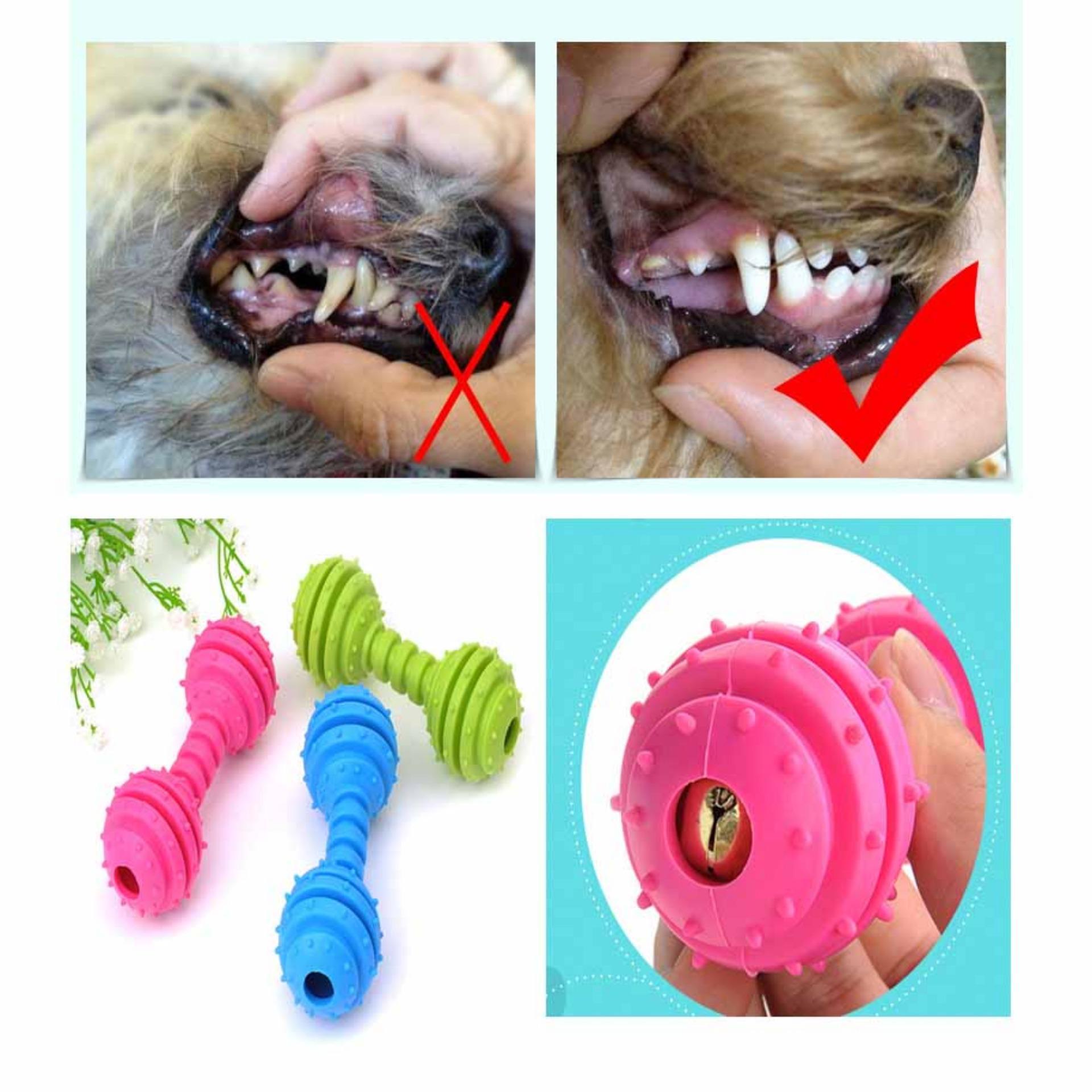 Xương gặm sạch răng cho chó – Xương đồ chơi sạch răng cho chó – Đồ chơi cho chó – Xương 002