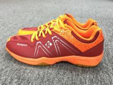 Giày cầu lông – Giày bóng chuyền nam nữ Kumpoo (Màu vàng)