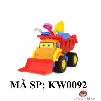 Xe ủi đi biển KW0092
