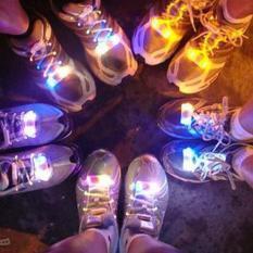 Dây buộc Giày phát sáng đèn LED
