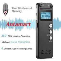 Máy ghi âm chuyên dụng Antamart – 500 siêu nhỏ Cao cấp
