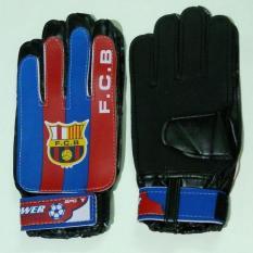 Găng tay bao tay thủ môn trẻ em clb Barcelona