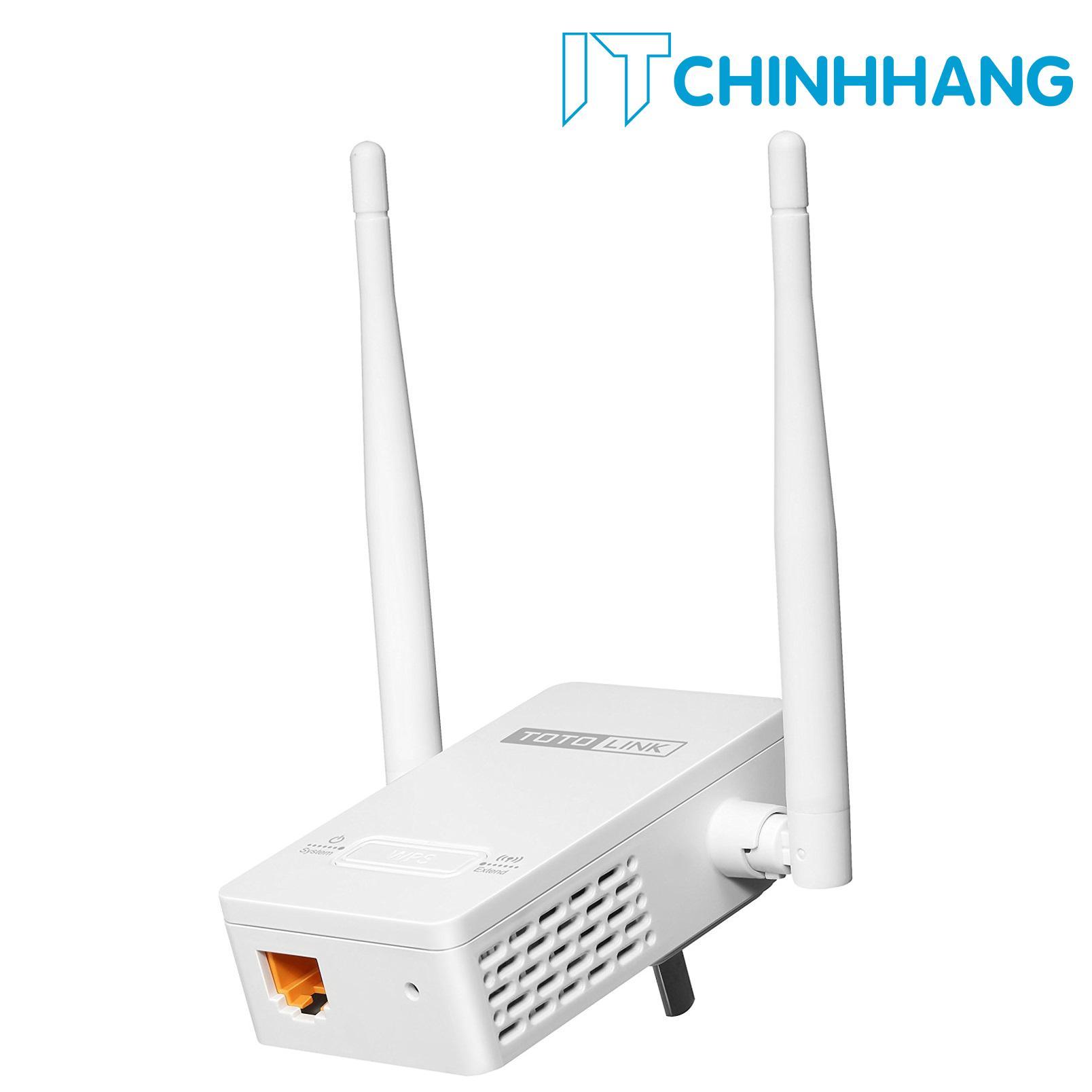 So sánh giá Thiết bị mở rộng sóng Wifi ToToLink EX200 (Trắng) – HÃNG PHÂN PHỐI CHÍNH THỨC Tại IT Chính Hãng Offical Store